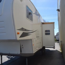 Delmarva RV Center in Smyrna 2008 Rockwood Signature Ultra Lite 8288  Fifth Wheel by Forest River | Smyrna, Delaware