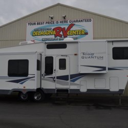 Used 2006 Fleetwood Terry 365BSQS For Sale by Delmarva RV Center available in Milford, Delaware