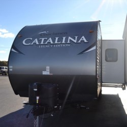 2018 Coachmen Catalina 243RBS  - Travel Trailer New  in Milford DE For Sale by Delmarva RV Center call 800-843-0003 today for more info.
