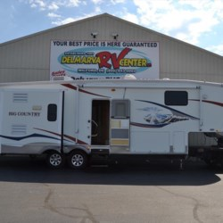Used 2008 Heartland  Big Country 3075RL For Sale by Delmarva RV Center available in Milford, Delaware