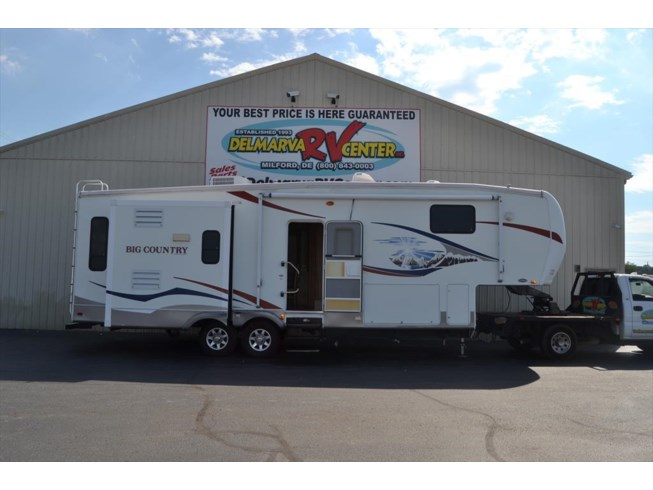 View all images for 2008 Heartland Big Country 3075RL