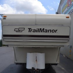 1998 TrailManor 22  - Popup Used  in Milford DE For Sale by Delmarva RV Center call 800-843-0003 today for more info.