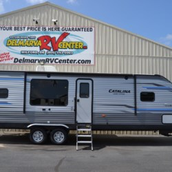Delmarva RV Center 2019 Catalina 283RKS  Travel Trailer by Coachmen | Milford, Delaware