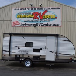 New 2018 Forest River Wildwood X-Lite 197BH For Sale by Delmarva RV Center available in Milford, Delaware