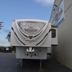2012 Palomino Sabre 29 CKDS  - Fifth Wheel Used  in Milford DE For Sale by Delmarva RV Center call 800-843-0003 today for more info.