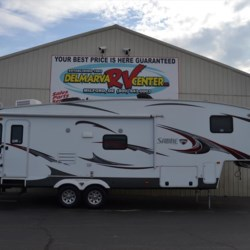 Used 2012 Palomino Sabre 29 CKDS For Sale by Delmarva RV Center available in Milford, Delaware