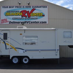 Used 2002 Coachmen Captiva 236 For Sale by Delmarva RV Center available in Milford, Delaware