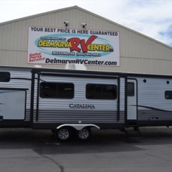 New 2018 Coachmen Catalina 333BHTS CK For Sale by Delmarva RV Center available in Milford, Delaware