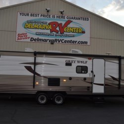 Used 2015 Forest River Cherokee Grey Wolf 29BH For Sale by Delmarva RV Center in Smyrna available in Smyrna, Delaware