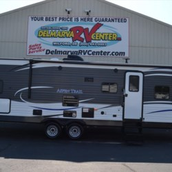 New 2018 Dutchmen Aspen Trail 2910BHS For Sale by Delmarva RV Center available in Milford, Delaware
