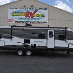 New 2019 Dutchmen Aspen Trail 2910BHS For Sale by Delmarva RV Center available in Milford, Delaware