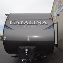 2018 Coachmen Catalina 273BH  - Travel Trailer New  in Milford DE For Sale by Delmarva RV Center call 800-843-0003 today for more info.
