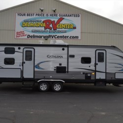 New 2018 Coachmen Catalina 273BH For Sale by Delmarva RV Center available in Milford, Delaware