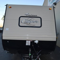 2018 Coachmen Clipper 17BH  - Travel Trailer New  in Milford DE For Sale by Delmarva RV Center call 800-843-0003 today for more info.