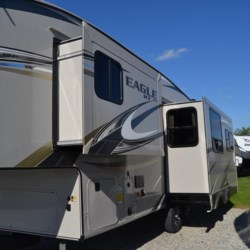 2018 Jayco Eagle HT 26.5RLS  - Fifth Wheel New  in Smyrna DE For Sale by Delmarva RV Center in Smyrna call 302-212-4414 today for more info.
