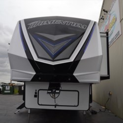 2019 Grand Design Momentum 351M  - Toy Hauler New  in Milford DE For Sale by Delmarva RV Center call 800-843-0003 today for more info.