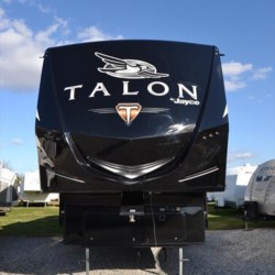 2019 Jayco Talon 413T  - Toy Hauler New  in Smyrna DE For Sale by Delmarva RV Center in Smyrna call 302-212-4414 today for more info.