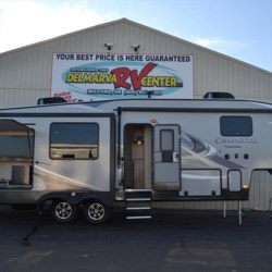 New 2019 Coachmen Chaparral 298RLS For Sale by Delmarva RV Center available in Milford, Delaware