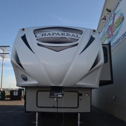 2019 Coachmen Chaparral 298RLS  - Fifth Wheel New  in Milford DE For Sale by Delmarva RV Center call 800-843-0003 today for more info.