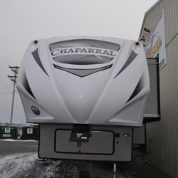 2018 Coachmen Chaparral 373MBRB  - Fifth Wheel New  in Milford DE For Sale by Delmarva RV Center call 800-843-0003 today for more info.