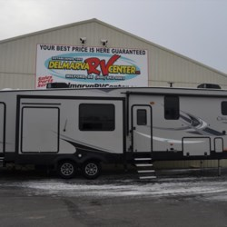 New 2018 Coachmen Chaparral 373MBRB For Sale by Delmarva RV Center available in Milford, Delaware