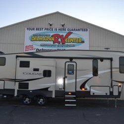 New 2018 Keystone Cougar Half-Ton 32DBH For Sale by Delmarva RV Center in Seaford available in Seaford, Delaware