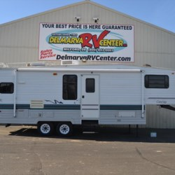 Used 1999 Coachmen Catalina 27RK For Sale by Delmarva RV Center available in Milford, Delaware