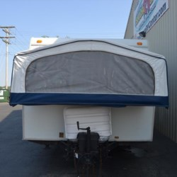 2005 Jayco Jay Feather 25E  - Travel Trailer Used  in Milford DE For Sale by Delmarva RV Center call 800-843-0003 today for more info.