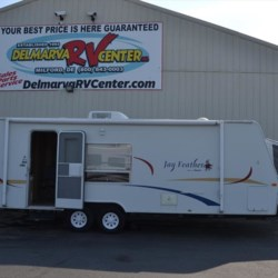 Used 2005 Jayco Jay Feather 25E For Sale by Delmarva RV Center available in Milford, Delaware