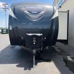 2017 Forest River Salem Hemisphere Lite 302FK  - Travel Trailer Used  in Milford DE For Sale by Delmarva RV Center call 800-843-0003 today for more info.