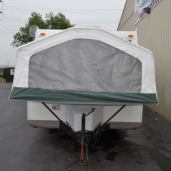 2003 Forest River Shamrock 21  - Expandable Trailer Used  in Milford DE For Sale by Delmarva RV Center call 800-843-0003 today for more info.