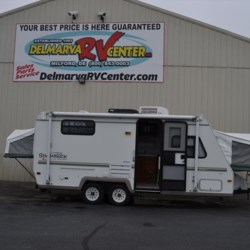Used 2003 Forest River Shamrock 21 For Sale by Delmarva RV Center available in Milford, Delaware