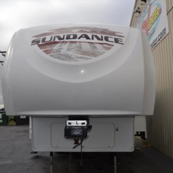 2008 Heartland RV Sundance 265RK  - Fifth Wheel Used  in Milford DE For Sale by Delmarva RV Center call 800-843-0003 today for more info.