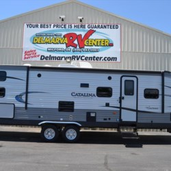 New 2019 Coachmen Catalina 293QBCK For Sale by Delmarva RV Center available in Milford, Delaware