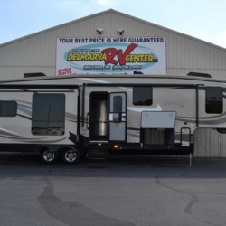 Used 2015 Jayco Pinnacle 36KPTS For Sale by Delmarva RV Center in Smyrna available in Smyrna, Delaware
