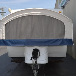 2009 K-Z Coyote 20C  - Expandable Trailer Used  in Milford DE For Sale by Delmarva RV Center call 800-843-0003 today for more info.