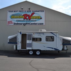 Used 2009 K-Z Coyote 20C For Sale by Delmarva RV Center available in Milford, Delaware