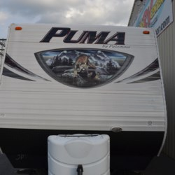 2014 Palomino Puma 31RDSS  - Travel Trailer Used  in Smyrna DE For Sale by Delmarva RV Center in Smyrna call 302-212-4414 today for more info.