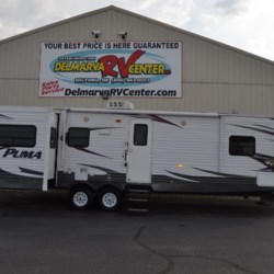Used 2014 Palomino Puma 31RDSS For Sale by Delmarva RV Center in Smyrna available in Smyrna, Delaware