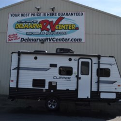 New 2019 Coachmen Clipper 17BHS For Sale by Delmarva RV Center available in Milford, Delaware