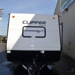 2019 Coachmen Clipper 17BHS  - Travel Trailer New  in Seaford DE For Sale by Delmarva RV Center in Seaford call 302-212-4392 today for more info.
