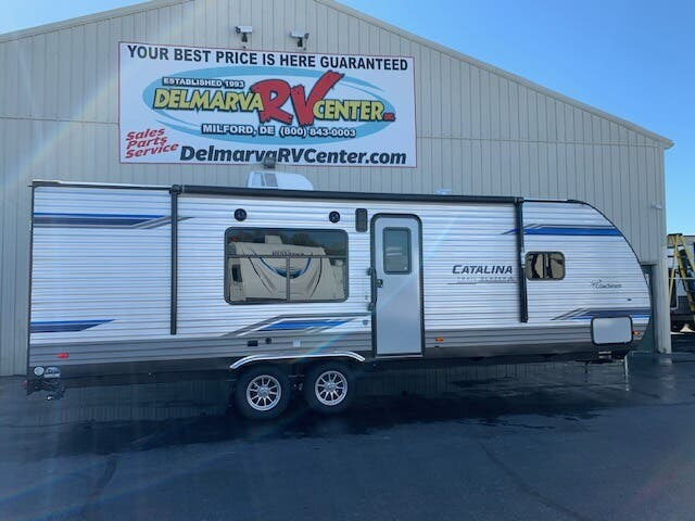 New 2021 Coachmen Catalina Trail Blazer 26TH available in Milford, Delaware