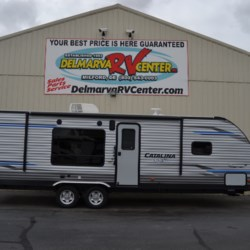 New 2019 Coachmen Catalina Trail Blazer 26TH For Sale by Delmarva RV Center available in Milford, Delaware
