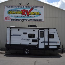 New 2019 Coachmen Clipper 17BH For Sale by Delmarva RV Center in Seaford available in Seaford, Delaware