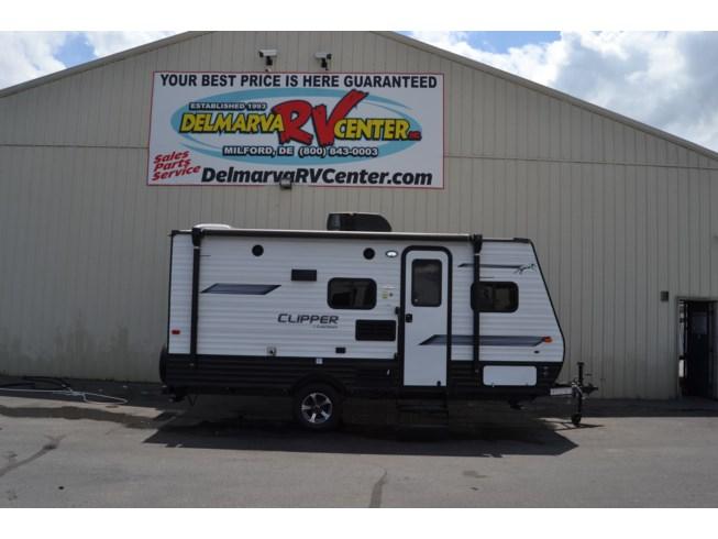 Rv Sales Delaware >> 2019 Coachmen Rv Clipper 17bh For Sale In Seaford De 19973 S17084