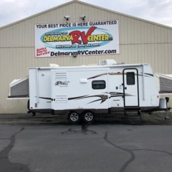 Used 2015 Forest River Rockwood Roo 23IKSS For Sale by Delmarva RV Center available in Milford, Delaware
