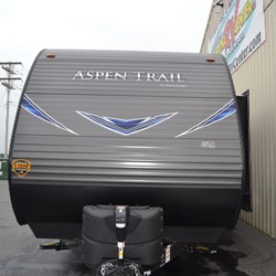 2019 Dutchmen Aspen Trail 3210BHDS  - Travel Trailer New  in Milford DE For Sale by Delmarva RV Center call 800-843-0003 today for more info.