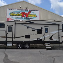 New 2019 Keystone Cougar Half-Ton 32BHS For Sale by Delmarva RV Center in Seaford available in Seaford, Delaware