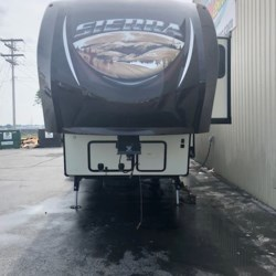 2016 Forest River Sierra 365SAQB  - Fifth Wheel Used  in Milford DE For Sale by Delmarva RV Center call 800-843-0003 today for more info.
