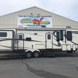 Used 2016 Forest River Sierra 365SAQB For Sale by Delmarva RV Center available in Milford, Delaware